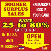 sooner surplus